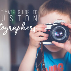 2017 Houston Photographer Guide