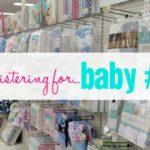 Registering for Baby #2