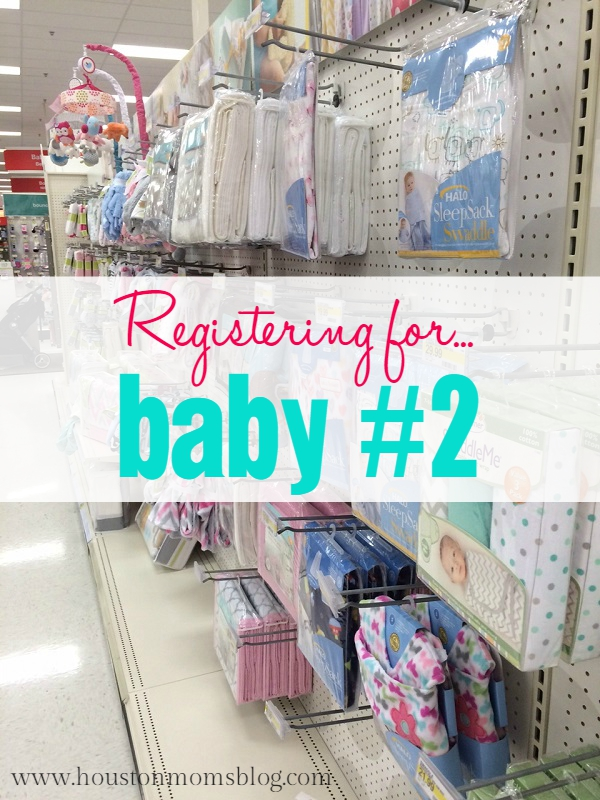 Baby 2 Registry