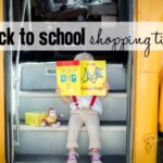 Back to School Shopping {…for $125 per kid!}