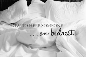 Bed Rest Help - Featured