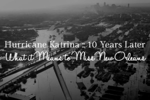 Hurricane Katrina - Part 1