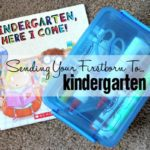 Sending Your Firstborn to Kindergarten