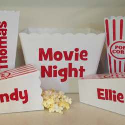 Too Cute - Popcorn Giveaway