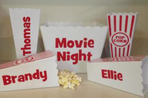 Too Cute - Popcorn Giveaway