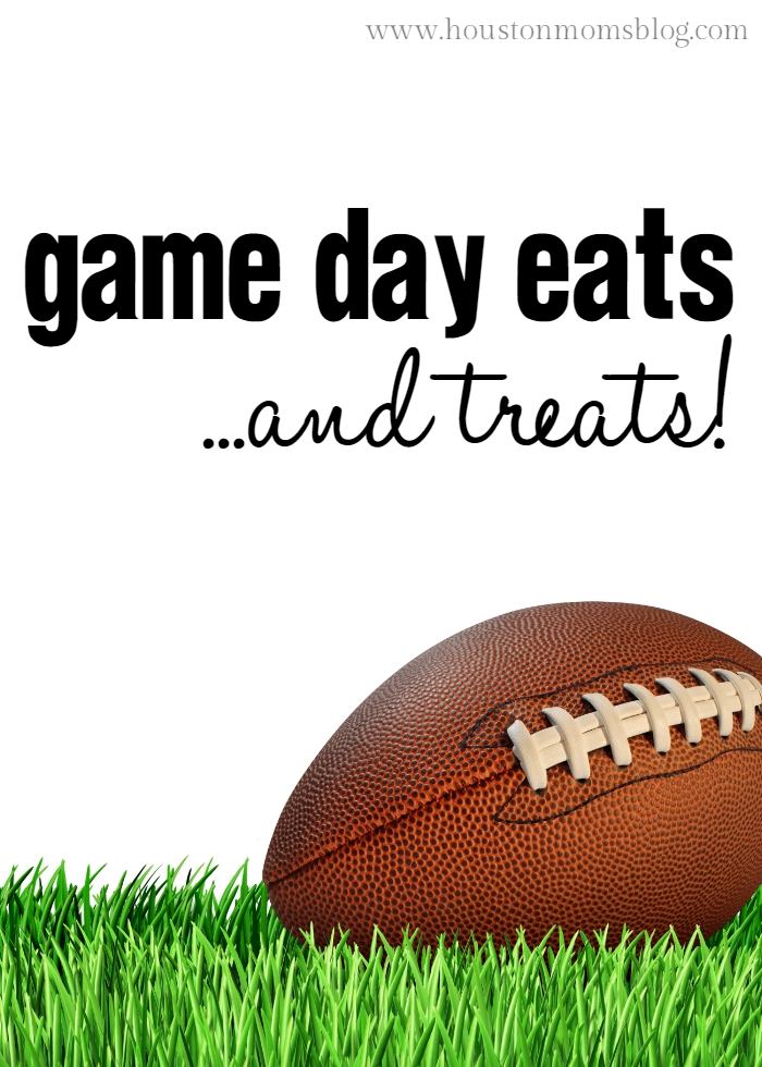 Game Day Eats and Treats