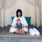 Letting the Stress of Motherhood Go