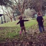 No preschool yet for us…and it's okay.