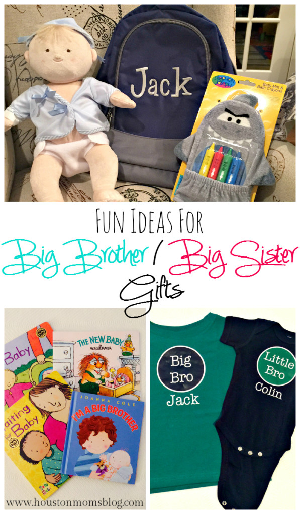 Big Brother Big Sister Gifts