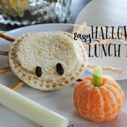 Halloween Lunch Ideas 1