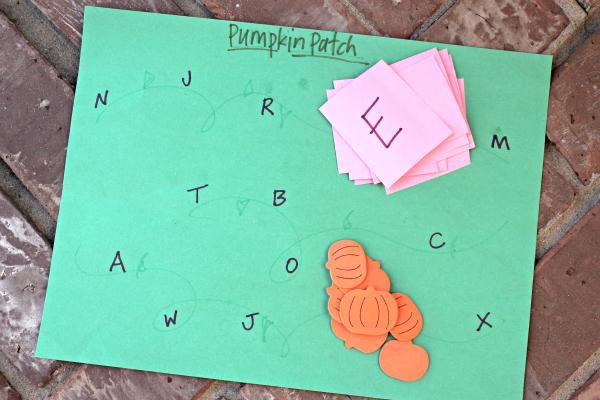 Pumpkin Patch Match 3