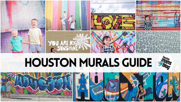 Houston Murals Guide | Houston Moms Blog