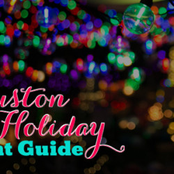 2015 Houston Hoiday Event Guide - Featured