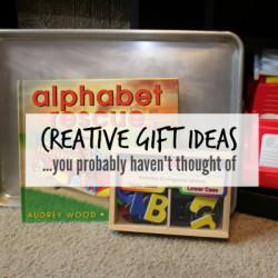 Creative Gift Ideas - 1