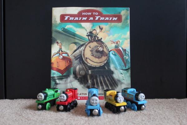 Creative Gift Ideas - Trains