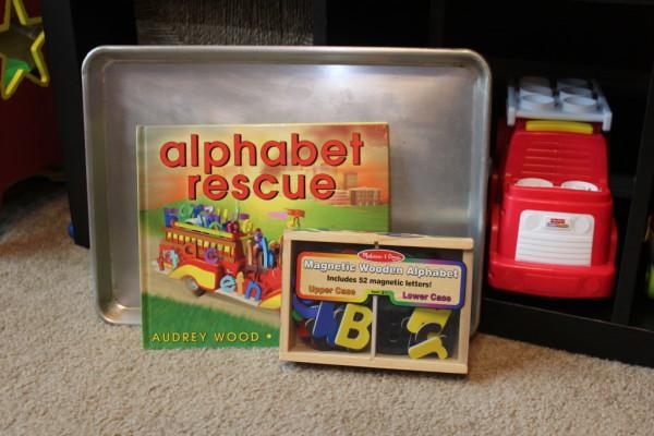 Creative Gift Ideas - Alphabet