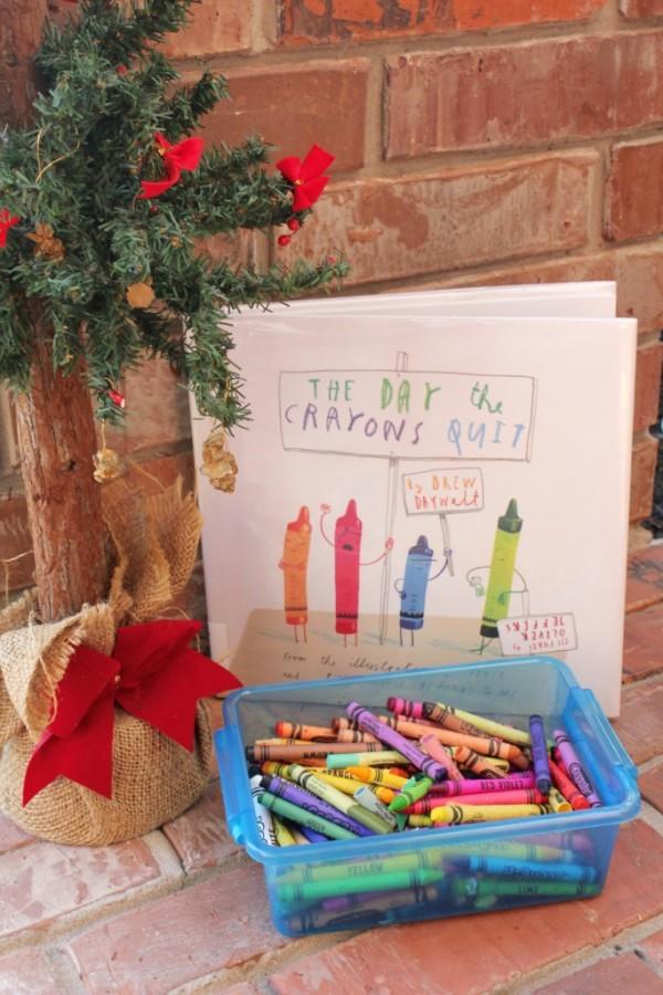 Creative Gift Ideas - Crayons