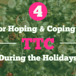 4 Tips Hoping Coping TTC