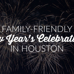 Houston New Year's Eve Events