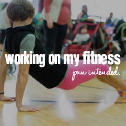 Working Mom Fitness