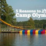 Five Reasons to Love Camp Olympia