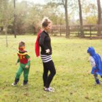 The Secret to Being Supermom