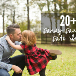 Daddy-Daughter Date Ideas