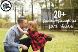 Daddy-Daughter Date Ideas