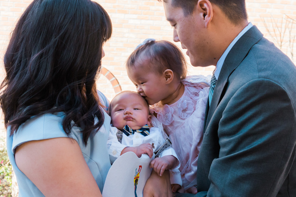 How We Celebrate {Ray's Baptism} | Houston Moms Blog
