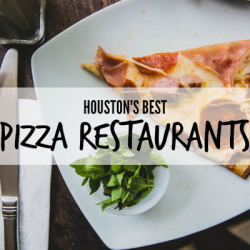 Houston's Best Pizza Restaurants
