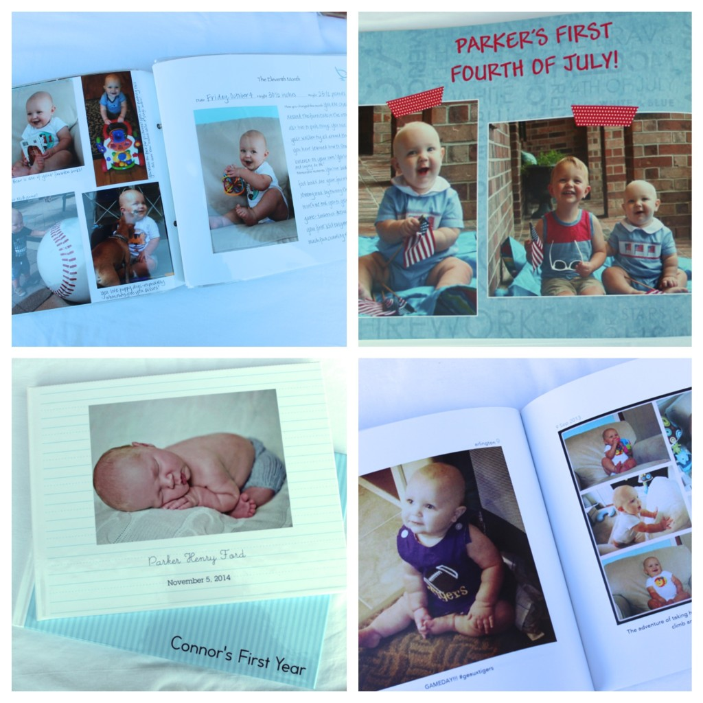 Simple Baby Book Options | Houston Moms Blog