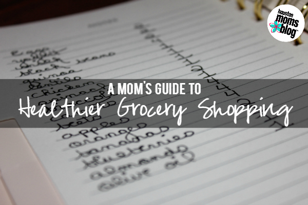 Healthier Grocery Shopping - Featured