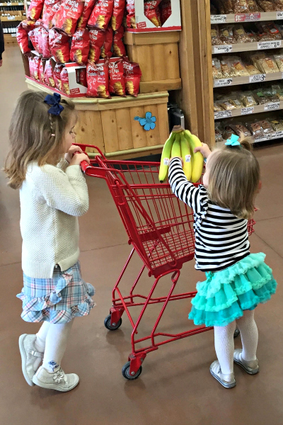 Healthier Grocery Shopping