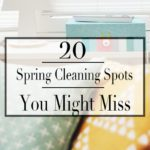 20 Spring Cleaning Spots You Might Miss