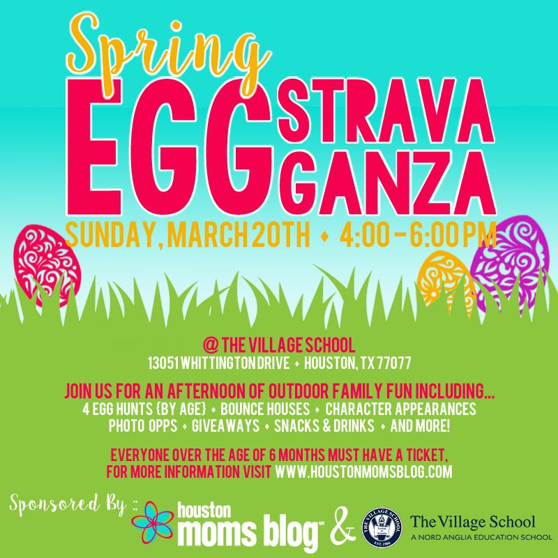 Spring EGGstravaganza - Square