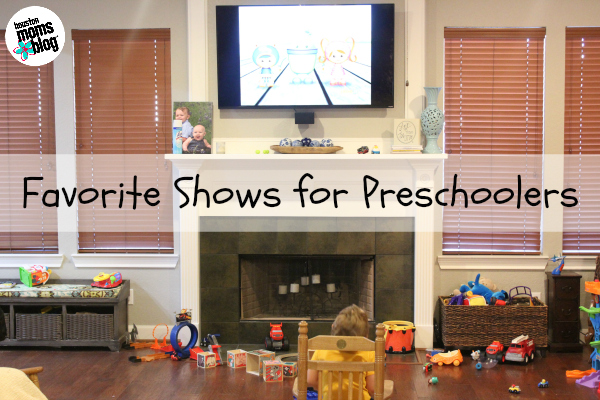 Favorite Shows for Preschoolers