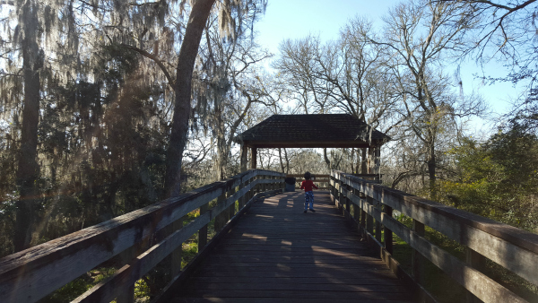 Hiking Houston {My 5 Favorite Spots} | Houston Moms Blog