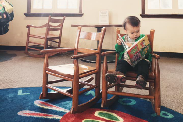 Why I Might Move Into My Local Library | Houston Moms Blog