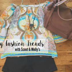 Spring Fashion Trends with Scout & Molly's | Houston Moms Blog