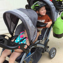 Stroller Break-Up