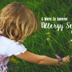5 Ways to Survive Allergy Season in Houston | Houston Moms Blog
