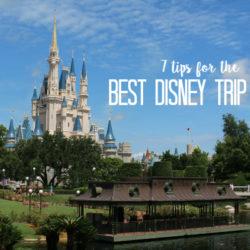 Best Disney Trip Ever