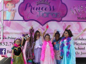 Princess & Tiaras