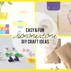 Summertime DIY Craft Ideas