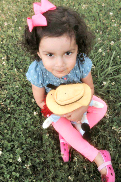Yoalli's Story {Neurofibromatosis} - Houston Moms Blog
