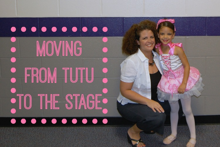 Moving from Tutu to the Stage | Houston Moms Blog