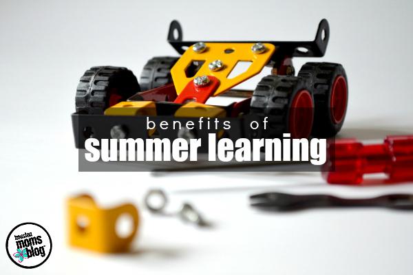 Benefits of Summer Learning | Houston Moms Blog