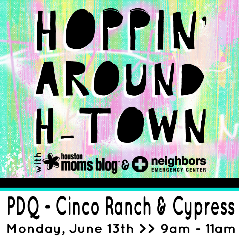 Hoppin' Around H-Town with PDQ | Houston Moms Blog