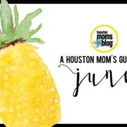 Houston Mom's Guide to June - 1