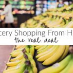 Grocery Shopping From Home :: The Real Deal